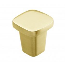 "4/5"" Inch (22mm)N88477/22GD Gold Brushed Modern Style Kitchen Cabinet Knob Pull Closet Wood Door Knob Cabinet Door Decoration Hardware Home Decor Furniture Handle Knob Drawer Knob Cupboard Knob"