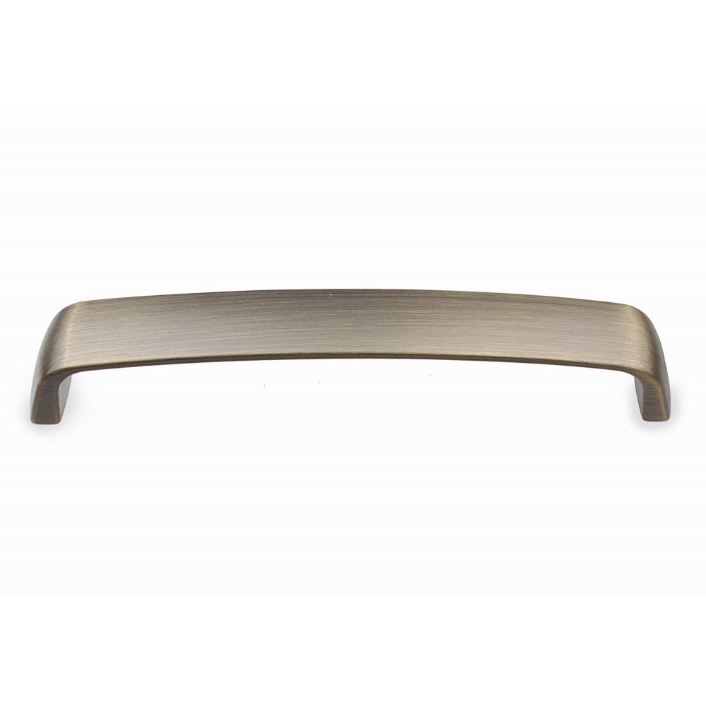 """6-1/4"""" inch (160mm) Antique Bronze Brushed P88610/160ABB Modern Style Wide Heavy Kitchen Cabinet Pull Handle Closet Wood Door Pull handle Cabinet Door Decorative Cabinet Hardware Home Decor Furniture Pull Drawer Handle Cupboard Pull"""