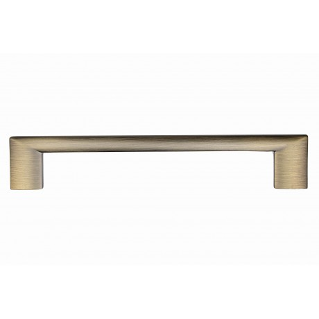 """6-1/4"""" inch (160mm) P88912/160ABB Antique Bronze Brushed Euro Design Modern Style Kitchen Cabinet Pull Handle Closet Wood Door Pull handle Cabinet Door Decorative Cabinet Hardware Home Decor Furniture Pull Drawer Handle Cupboard Pull"""