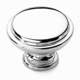 N88964/35CP Chrome Plated Shining Bright Modern Style Big & Heavy Kitchen Cabinet Pull Handle Closet Wood Door Pull Handle Cabinet Door Decorative Cabinet Hardware Home Decor Furniture Pull Drawer Handle Cupboard
