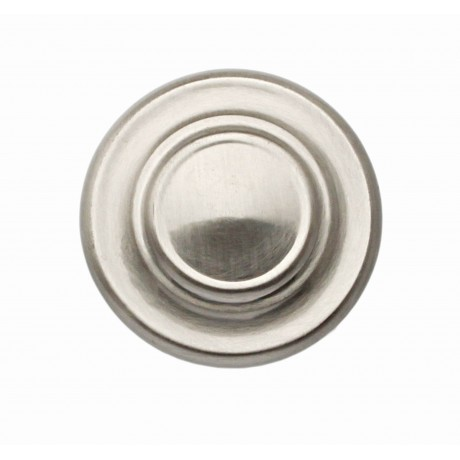 "1-1/4"" inch (32mm)N88555/32SN Slightly Brushed Satin Nickel style Kitchen Cabinet Knob pull Closet Wood Door Knob Cabinet Door Decoration Hardware Home Decor Furniture Handle Knob Drawer Knob Cupboard Knob"