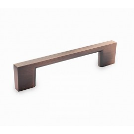P88149.ACB Antique Copper Brushed Kitchen Cabinet Pull Handle Closet Wood Door Pull handle Cabinet Door Decorative Hardware Home Decor Cabinet Furniture Pull Drawer Handle Cupboard Pull
