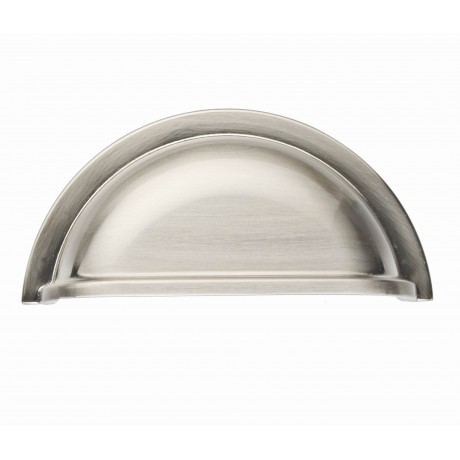 """3"""" inch (76mm) P9001.76SN Slightly Brushed Satin Nickel Modern Style Kitchen Cabinet Pull Handle Closet Wood Door Pull handle Cabinet Door Decorative Cabinet Hardware Home Decor Furniture Pull Drawer Handle Cupboard Pull"""
