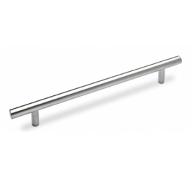 "P58078 Stainless Steel Euro Style T Bar Cabinet Pull Handle Dia: 1/2""(12mm)"