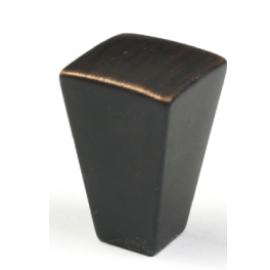 "N88660/15ORB 3/5"" inch (15mm) Beautiful Vintage Oil Rubbed Bronze Finish ORB Kitchen Cabinet Knob Closet Wood Door Knob handle Cabinet Door Decorative Hardware Home Decor Furniture Pull Drawer Knob Cupboard Pull"